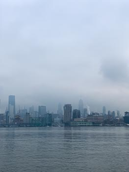 City Under Clouds
