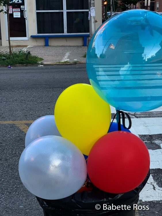 Balloon Dump