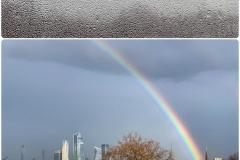 Driving Rain, to Rainbow