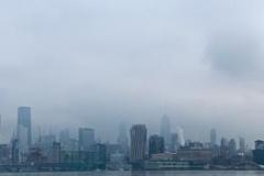 City Under Clouds