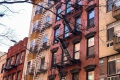 East Village Fire Escapes