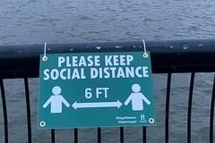 Social Distance Reminder