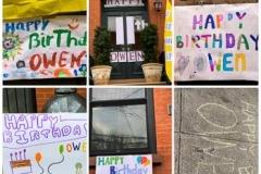 Birthday Celebrations Covid Style