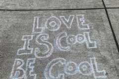Love Is Cool Be Cool