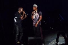 Philadelphia 2012-09-01 with Jay Z