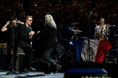 Paris 2015-12-06 with U2
