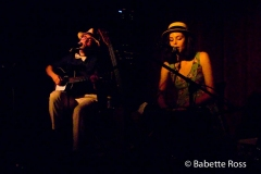Hoboken 2010-08-17 with Charlotte Kemp Muhl