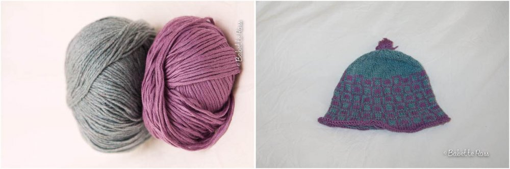 """<a href=""""http://www.ravelry.com/projects/babetter/sheep--wool-hat"""">Child Hat</a>"""