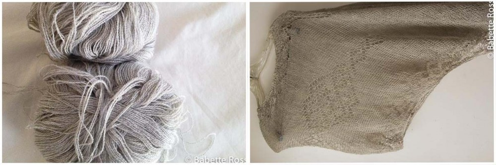 """<a href=""""http://www.ravelry.com/projects/babetter/poncho-celtico-schal---scarf---chale"""">Celtic Poncho</a>"""