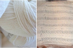 """<a href=""""http://www.ravelry.com/patterns/library/feather-and-fan-baby-blanket-2"""">Feather & Fan</a>"""