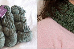 "<a href=""http://www.ravelry.com/projects/babetter/5th-avenue-infinity-scarf"">Fifth Avenue Infinity Scarf</a>"