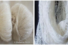 "<a href=""<""http://www.ravelry.com/projects/babetter/glamour-cravat-scarf-and-wrap"""">Glamour Scarf</a>"