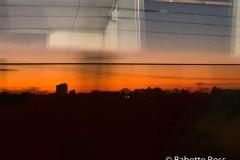 Narita Express - I spy Mt. Fuji
