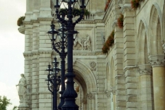 Rathus City Hall, Vienna 1996-10-03