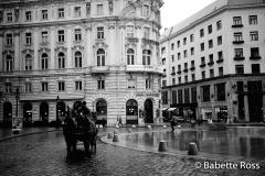 Near Hofburg, Vienna 1996-10-05