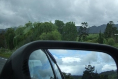 Driving to Bay of Islands
