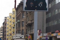 Berlin, Checkpoint Charlie 2009-07-17