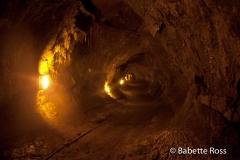 Volcanos National Park Thurston Tube