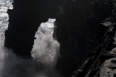 Volcanos National Park Holei Sea Arch