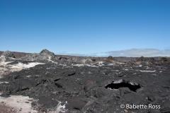 Volcanos National Park Crater Rim Drive