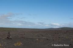 Volcanos National Park Pu'u Huluhulu Trail