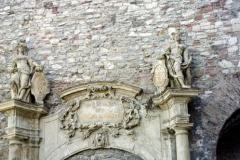 Castle Wall 1996-09-29