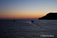 Vernazza  Sunset 2015-09-07