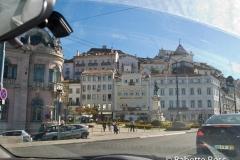 Statue in Coimbra