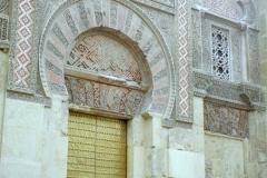 Mezquita Door