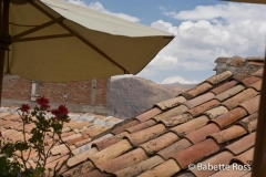 View from Casa San Blas