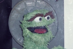 Oscar The Grouch, Smithsonian American History Museum