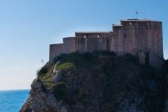 Fort Lovrjenac, Dubrovnik 2013-03-16