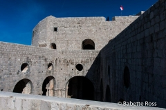 Lorijenac Fort, Dubrovnik 2013-03-17