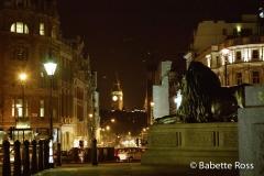 Trafalgar Square 2001-09-21