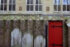 St. Mary's Abbot, Hight St. Kensington 2002-02-09