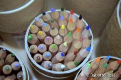 Pencils near Covent Gardens 2002-02-093
