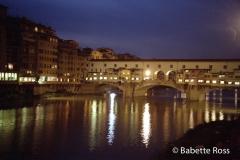 Ponte Vecchi 1998-11-13