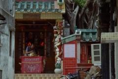 Peng Chau Temple 1999-09-25