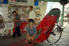 Ferry Station Rickshaw 1999-09-28