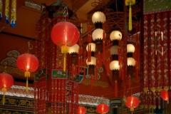 Lantau Island, Po Lin Monastery, Big Buddha 1999-09-29