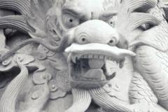 Lantau Island, Po Lin Monastery 1999-09-29