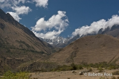 Inca Trail Glaciers
