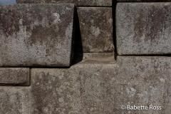 Machu Picchu - 27 Sided Stone