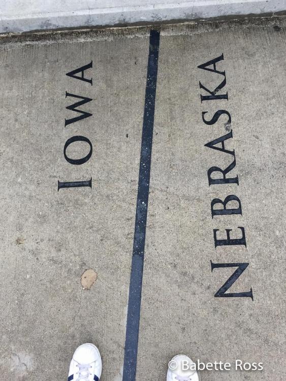 Iowa State Line