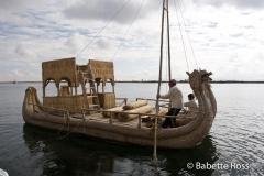 Uros Tortora Reed Boats