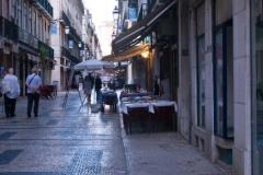 Rua Da Prata, Street
