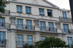 Balconies Praça Dom Pedro IV