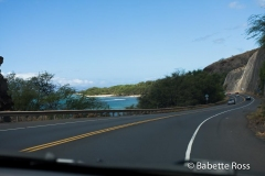 Driving in Maui