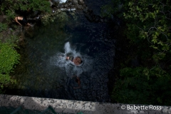 Iao State Park - Cliff Jumping