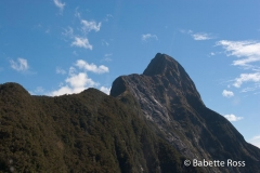Milford Sound Helicopter Ride
